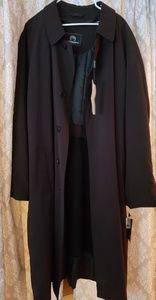 Size 54L Weatherproof trenchcoat